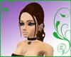 GF-Chocolate Cedra Hair