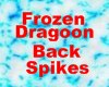 Frost dragon backspikes