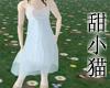 TXM Ballet Blue Dress
