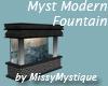 Myst Metal Fountain