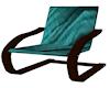 cuddle chair teal