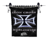 Banner Iron Cross