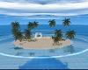 white Wedding Island