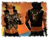 ! Pirate slash vest