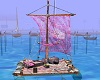 Kids Princess Raft Ani