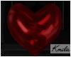 |K Balloon Heart