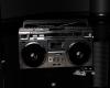 (SR) Boombox Radio