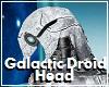 Galactic Droid Head