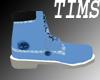 *PW*Light Blue Tims