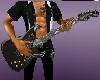 Animated Rock Guitar