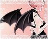 Black Demon Wings
