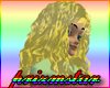 Blonde Pegasus Hair