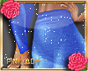 <P>Leggings I Blue REP