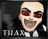 Thax~ Demon Troll Head