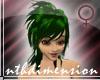 NthStyles Darmina Green