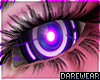 Cyborg Doll Eye Purple