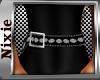 NIX~Diamond Belt