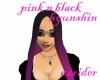 pink n black hyunshin