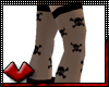 (V) Skullz Stockings