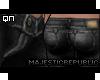 m|r Raw Denim - QN Blk
