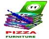 Pizza Furniture Mesh
