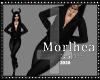 [MLA] pant + top black