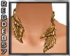 Gold Leaf Necklets