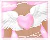 heart & angel wings! ♡