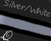 Qae| Armb Silver/White