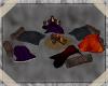 ~DEC90~ Bonfire Log Set