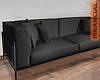 Black Modern Couch