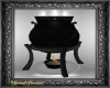 Witches Table Cauldron