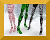 Anyskin Robot feet