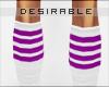 D| Knee High Socks | 2
