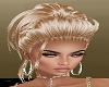 Golden Blond Hair **