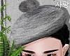 e beret - grey