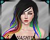 N| Rainbow Hair