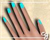 cg. Aqua Nails