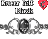 Bracer1 Black LEFT