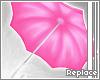 $ Blush Umbrella