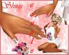 """Minnie Nails W""""Couple"""