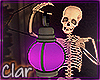 c. Skeleton P. Lantern