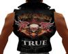 Custom True Harley Vest