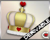 DRV King Heart Crown