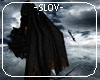 -slov- Folded demon wing