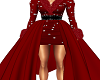 Christmas Diva Gown