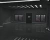 empty apartment black