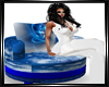 Blue Sofa+5Poses