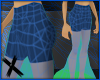 X Skirt Fishtail w/ Shrt