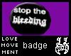 [LL]StopTheBleedin Badge